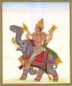 Indra - Vajra Master