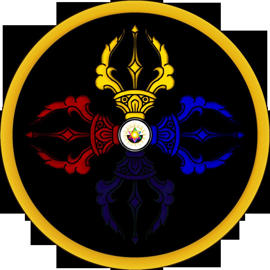 Vajra Dorje Supreme Symbol