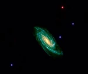 quasar field