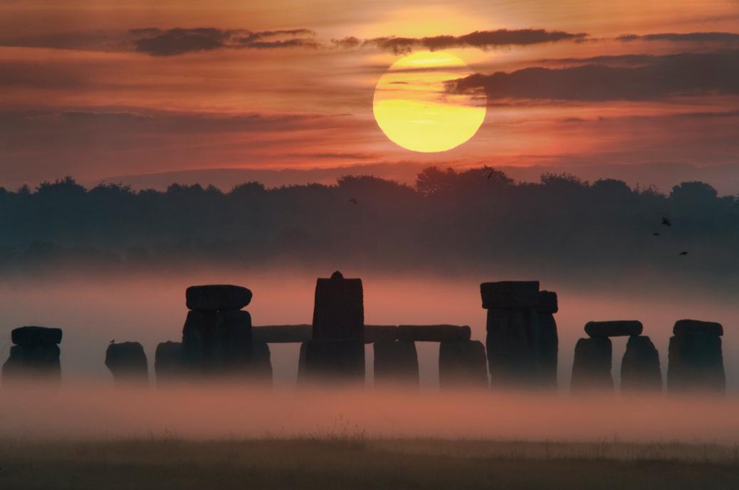Stonehenge Sunrise at Summer Solstice (week)